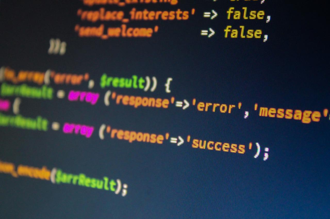 PHPの変数宣言と代入